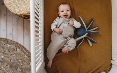 Missed the boat? 4-Month-Old Photo shoots are a really a great idea!