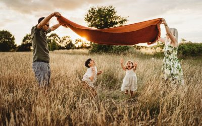 This is it, relaxed family photography outside … the ultimate goal!