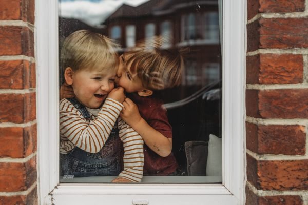 2 brothers through a window in hampshire