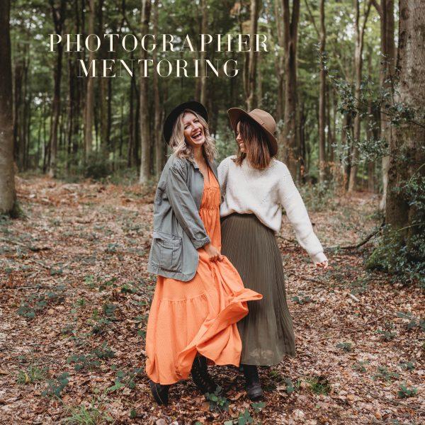 Lisa Rogers & Carley Aplin Lifestyle Photography Mentoring