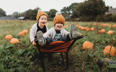 5 Top Tips for taking the Perfect Pumpkin Farm Photos