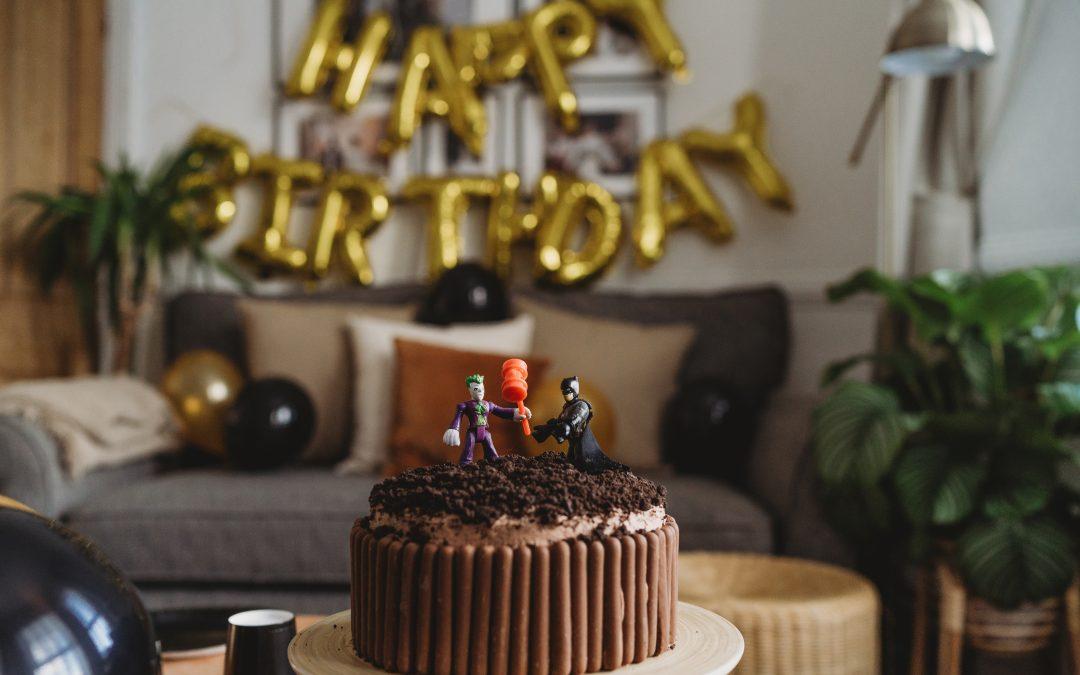 Easy Gooey Chocolate Cake – Birthdays in Lockdown